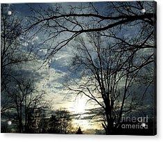 Skyreview Acrylic Print