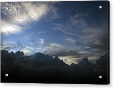 Sky's The Limit Acrylic Print