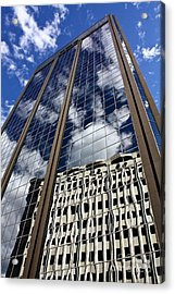 Acrylic Print featuring the photograph Skyward by Linda Bianic