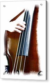 Slappin' The Bass Acrylic Print