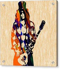 Slash Original Acrylic Print