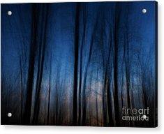 Sleepwalking... Acrylic Print