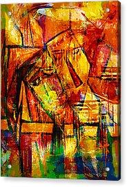 Sleepy - Marucii Acrylic Print