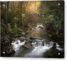 Slice Of Heaven Acrylic Print by William Schmid