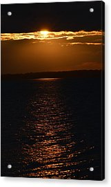 Slice Of Sun Acrylic Print