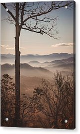 Slice Of The Smokies Acrylic Print