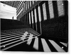 Slides By Acrylic Print