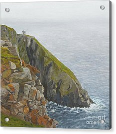 Slieve League County Donegal Acrylic Print