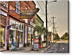 Small Town U. S. A. Acrylic Print