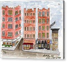 Small's Jazz Club On West 10th Street Acrylic Print