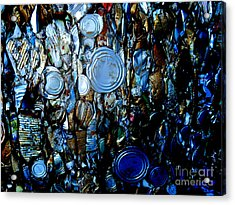 Acrylic Print featuring the photograph Smashed by Cynthia Lagoudakis