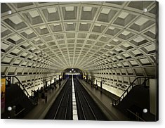 Smithsonian Station Acrylic Print