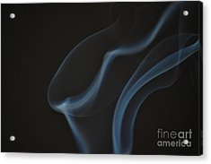 Acrylic Print featuring the photograph Smoke 1 by Patrick Shupert