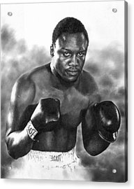 Smokin' Joe Acrylic Print