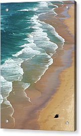 Smoky Cape Acrylic Print