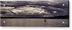 Smooth Sailing Acrylic Print