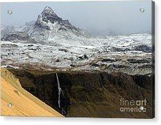 Acrylic Print featuring the photograph Snaefellsnes Peninsula #1 by Paula Guttilla
