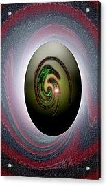 Snake Egg Eye Acrylic Print
