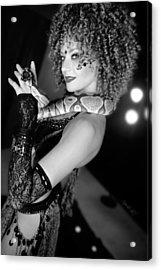 Snake Priestess Acrylic Print