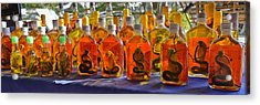 Snake Whiskey Acrylic Print