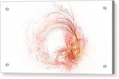Snap Bang Acrylic Print by Mark Bowden
