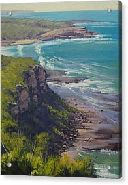 Snapper Point Nsw Acrylic Print