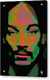 Snoop Lion Acrylic Print