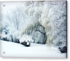 Snow Dream Acrylic Print