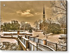 Fayetteville Nc 8 Acrylic Print