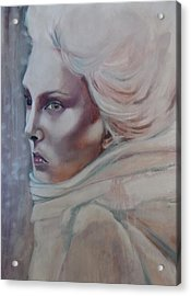 Snow Queen Acrylic Print
