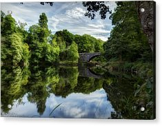 Snowdonia Summer On The River Acrylic Print
