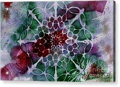 Snowflake 1 Acrylic Print