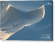 Snowscapes 1 Acrylic Print