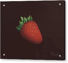 So Berry Good Acrylic Print