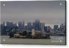 So Close And Yet So Far Acrylic Print by Mitch Shindelbower