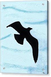 Jonathan - The  -seagull Acrylic Print
