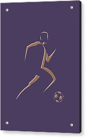 Soccer Player3 Acrylic Print