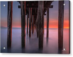 Soft Light From Starboard Acrylic Print
