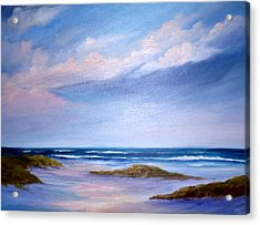 Solace Acrylic Print by Rosie Brown