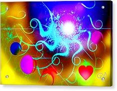 Solar Event Acrylic Print