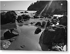 Muir Beach  Acrylic Print by Scott Cameron
