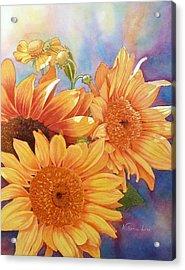 Solar Power Acrylic Print