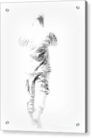 Soldier Acrylic Print