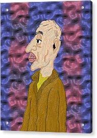 Solitary Twilight Years Acrylic Print by Pharris Art