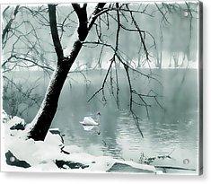 Solitude Acrylic Print by Jessica Jenney