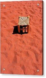 Solitude Acrylic Print by Marwan Khoury