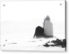Solitude Acrylic Print by Mike Lee