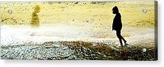Solitude Acrylic Print by Selke Boris