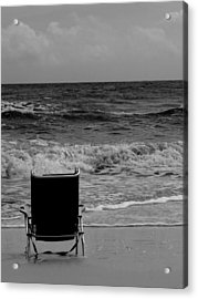 Acrylic Print featuring the photograph Solitude by Tom DiFrancesca