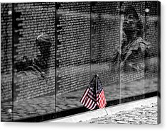 Some Gave All Acrylic Print